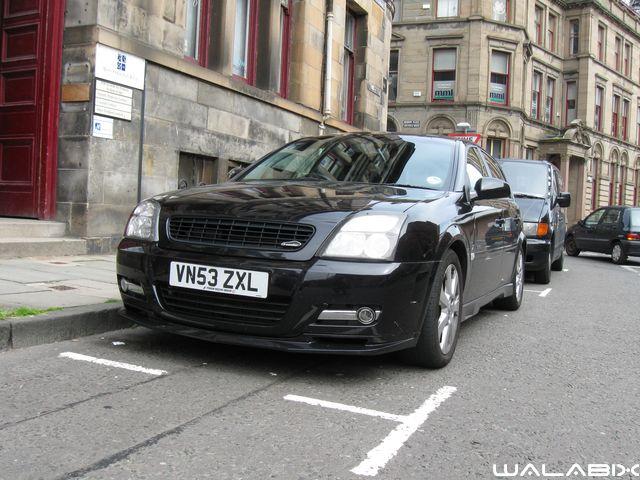 Vauxhall Signum Vxr. VXR ou pack irmscher.